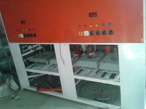 STARTING A SMALL & COTTAGE FOUR DIES PAPER PLATE MACHINERY URGENTELY SALE IN DISPUR ASSAM