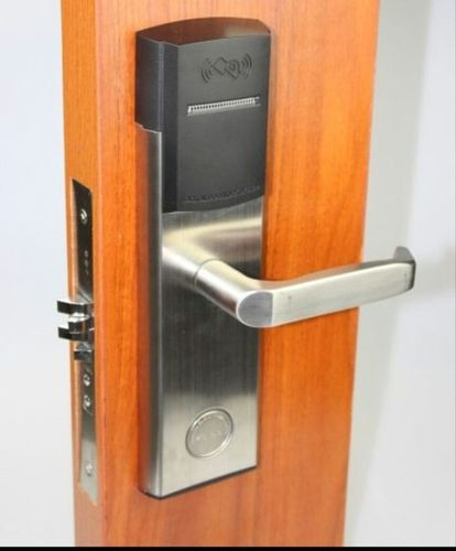 Hotel card locks