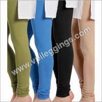 Colored V Cut Ruby Style Leggings