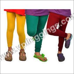 Cotton Lycra Kids Legging