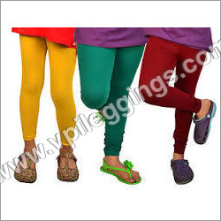 Cotton Lycra Kids Legging