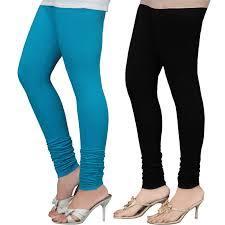 Stretch Cotton Lycra Legging