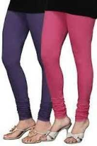 Plain Cotton Lycra Legging