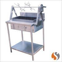 SS Barbecue Pit