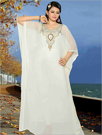 Fancy Dubai Kaftan