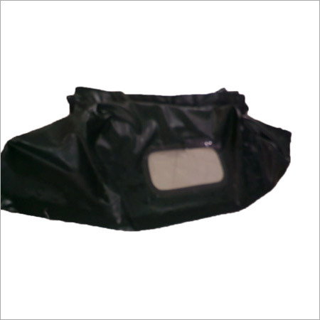 Leather Auto Rickshaw Hoods
