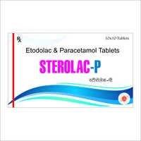 Etodolac & Paracetamol Tablets