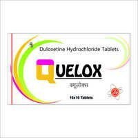 Duloxetine Hydrochloride Tablets