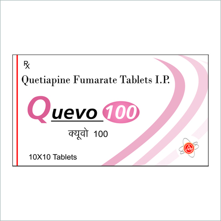Quetiapine Fumarate tablets IP