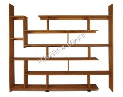 Designer Wooden Book Shelf