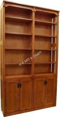 Solid Wooden Bookshelves