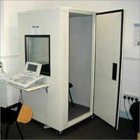 Audiometric Testing Booth