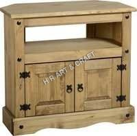 Traditional Solid Wood  TV Cabinet