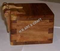 Traditional Solid Wood Box