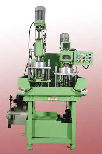 Multispindle Drilling and Tapping Machines