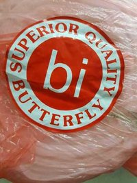Net Fabric For Saree, Butterfly And Poshlene Net