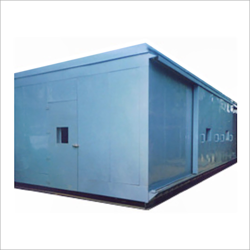 Sound Proof Generator Canopy
