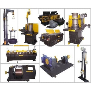 MIG Wire Manufacturing Plant and Machinery