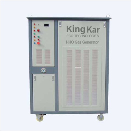 Oxy Hydrogen Generator for Combustion Supporting