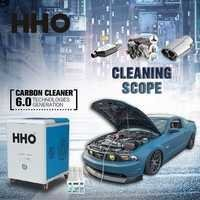 Car Engine Carbon Cleaning Machine