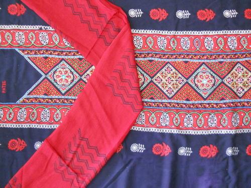 Hand Embroidery Cotton Salwar Kameez