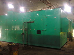 Sound Proof Generator Enclosures