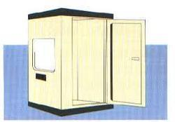 Audiometry Acoustic Booth
