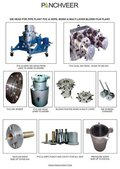 PVC & HDPE Die Head and Die Head Components