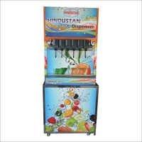 6 flavour soda Machine