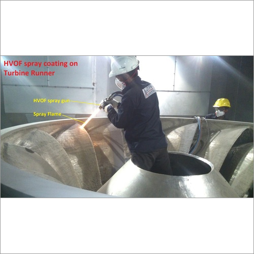 HVOF Spray Coating services