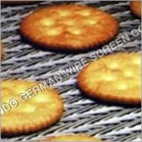Food Grade Metallic Conveyor Belt
