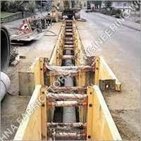 Large Scale Shoring Systems