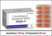 XIDOL-P Tablets