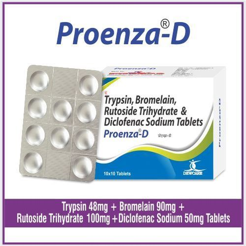 Proenza-D Tablets