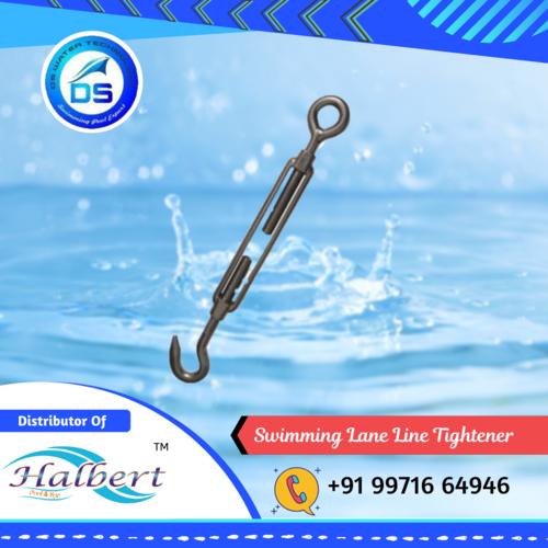 Swimming Lane Line Tightener