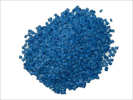 PBT Blue Granules
