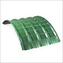 Cladding Curved Sheets