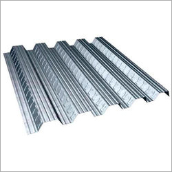 Trapezoidal Metal Sheets