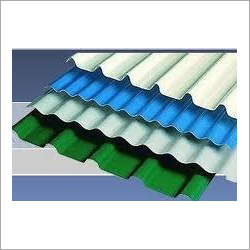 PVC & FRP Roofing Sheets