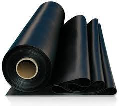 Rubber sheet