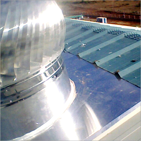 Aluminum Base Turbo Ventilators