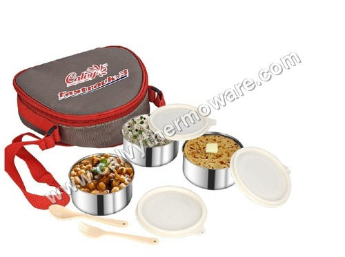 Zip It Lunch Box Compartment