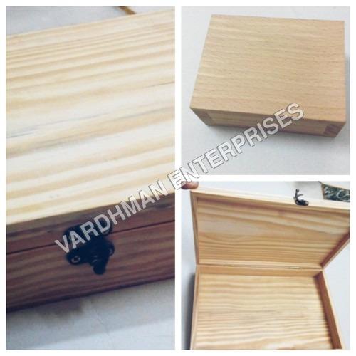 European Pine Wooden Box