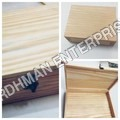 European Pine Wooden Box