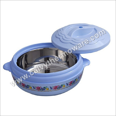Plastic insulated Casserole