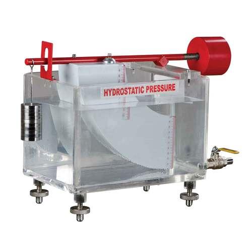 Center of Pressure Apparatus