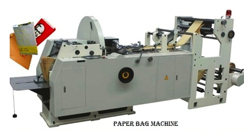 LOWIST PRICE PAPER BAGS MACHINERY R 2210 URGENTELY SALE IN BHOPAL M.P