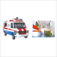 Ambulance Metal Body