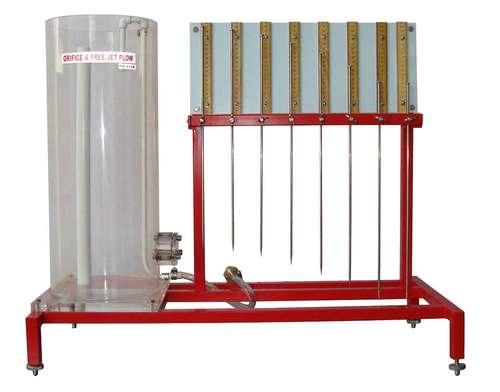 Orifice & Jet Velocity Apparatus (Accessory)