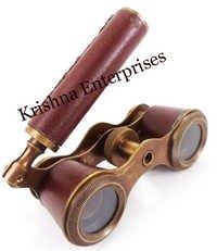 Antique Brass Nautical Binocular